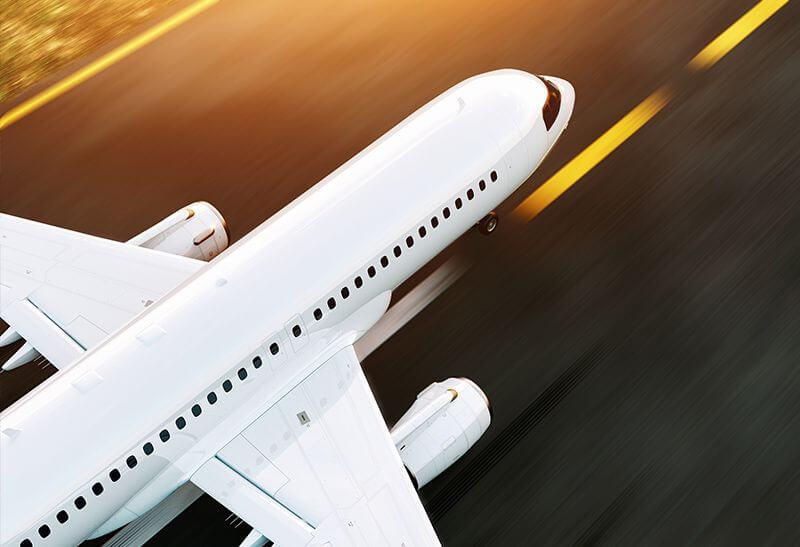 Cuenta comercial de reserva de aerolíneas