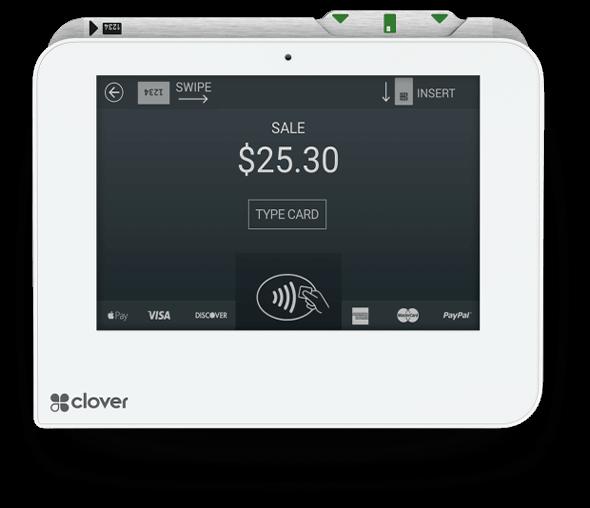 Clover Mini Payment POS