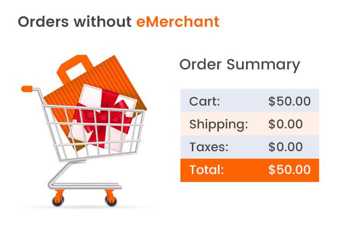 Merchant Account Order Comparison
