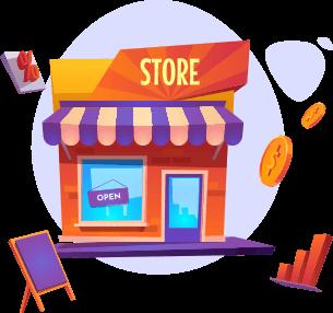 Retail Store Merchant Account